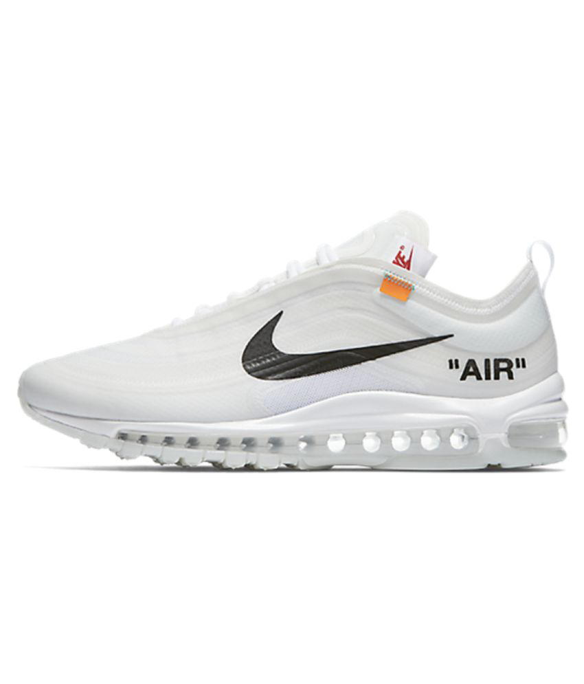 Nike Air Max 97 Off-White x 2019 LTD Running Shoes White  Buy Online at  Best Price on Snapdeal 88207340e