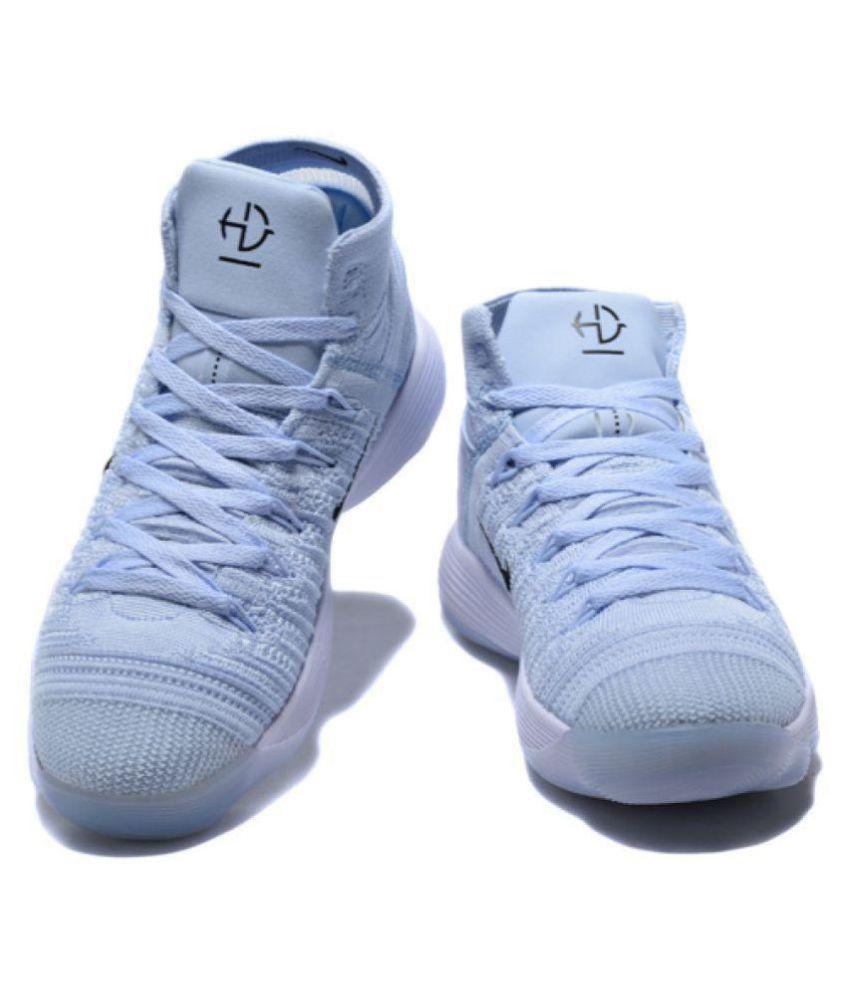 24850c3136da9 Nike HYPERDUNK 2018 FLYKNIT White Basketball Shoes Nike HYPERDUNK 2018  FLYKNIT White Basketball Shoes ...