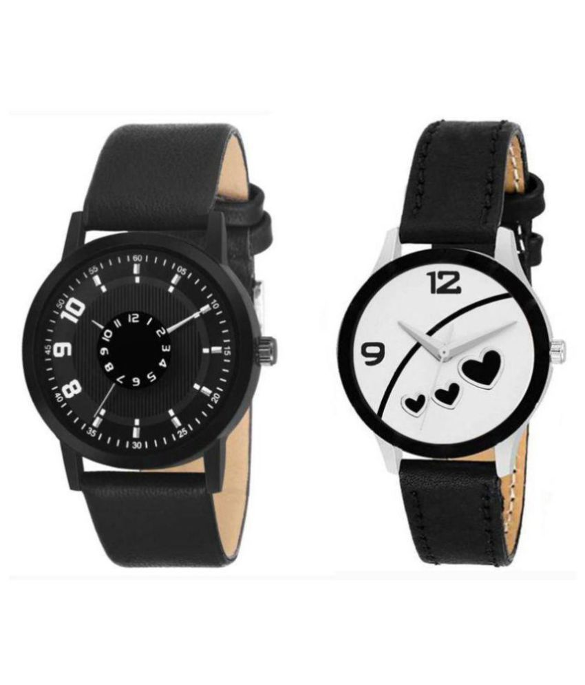 Attractive NewTrendy Fashion watch for couple