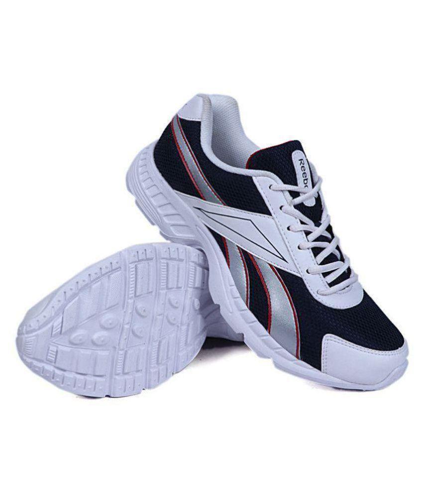 3cbb01bab68c Reebok White Running Shoes - Buy Reebok White Running Shoes Online ...