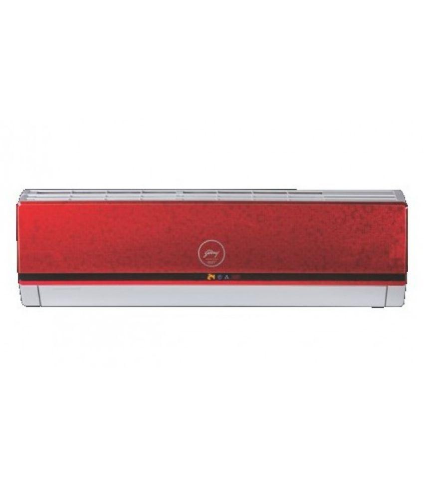 Godrej 1 Ton 5 Star GSC 12 FG 6 BNG Split Air Conditioner Black