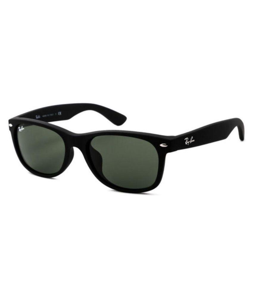 751c61301f Ray Ban Sunglasses Black Wayfarer Sunglasses ( RB1206 ) - Buy Ray ...