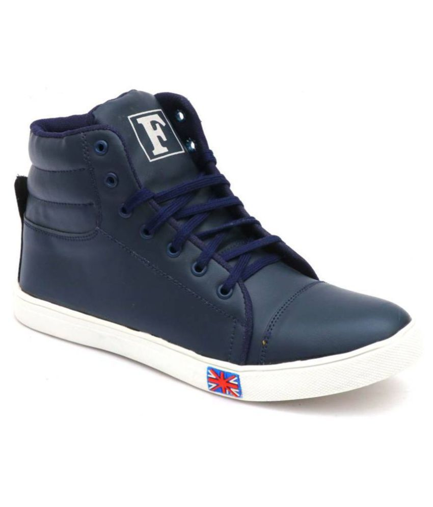 Biggie Blue Casual Boot