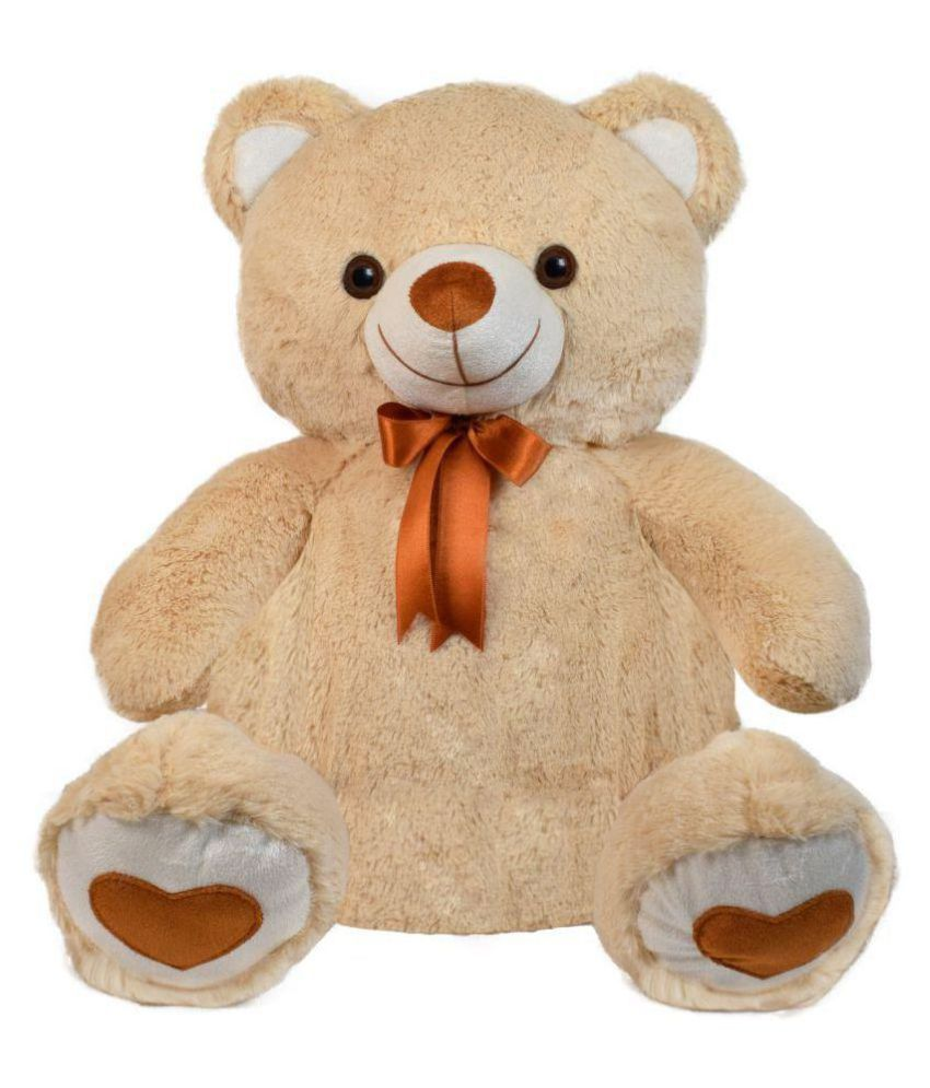 Ultra Soft Hugging Angel Teddy stuffed love soft toy for boyfriend, girlfriend Camel Brown 18 Inches
