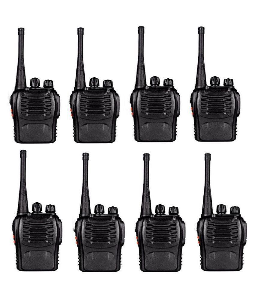 Universal Baofeng BF-888S two way radio WALKIE TALKIE RADIO ,FM Transceiver ( 8PAIR) (Storage channel: 16)