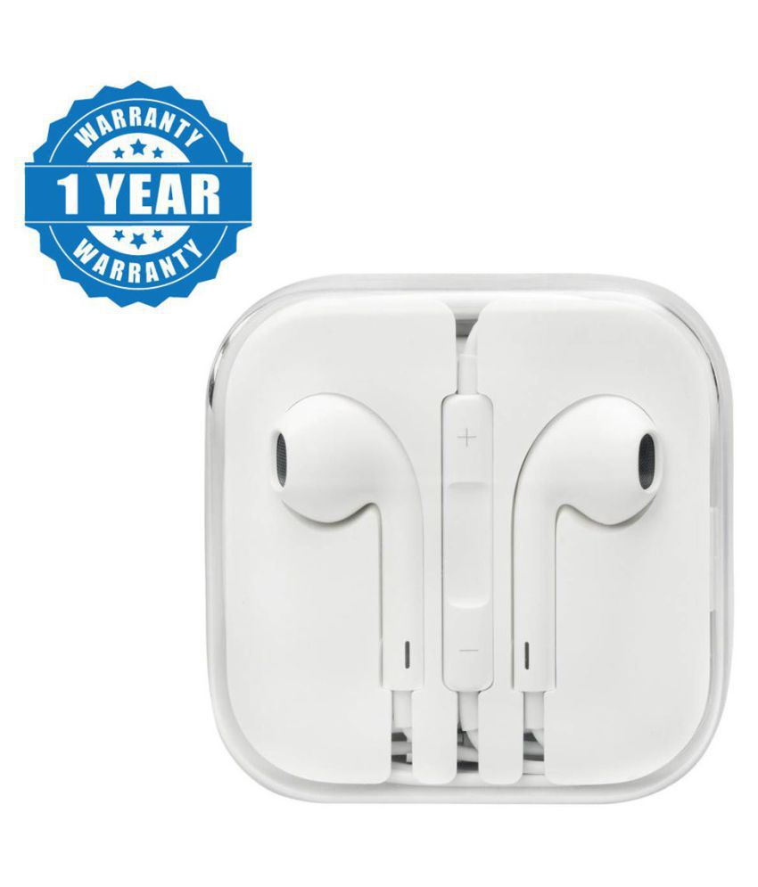 58f021c65 Buy Earphones for all ipod and Iphone with Mic Online at Best Price in  India - Snapdeal