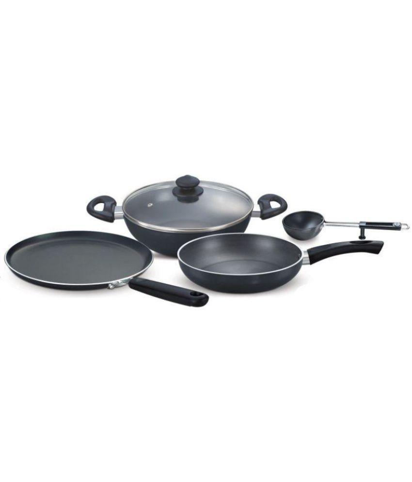 Prestige 4 Piece Cookware Set