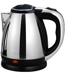 KETTEL electric 1.5 Liters 1200 Watts Metal Electric Kettle