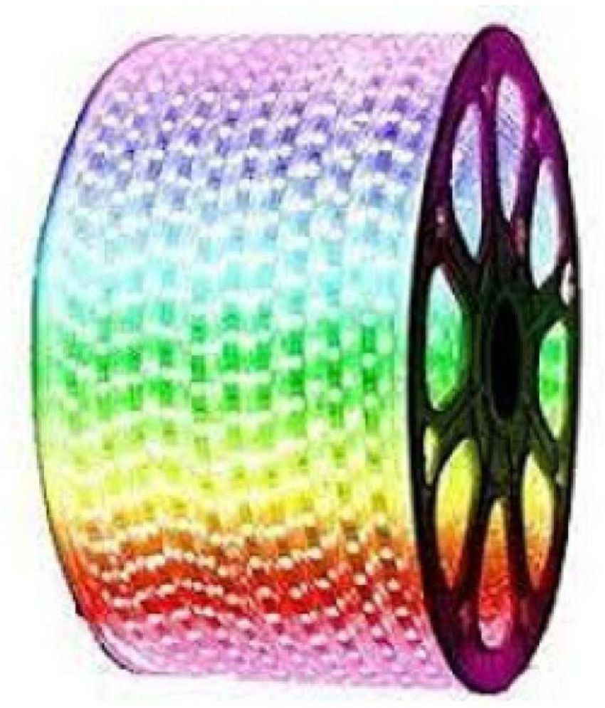 best sneakers 28e38 42c1a Galaxy Lighting Multi LED Strip Light 10 Meter - Pack of 1