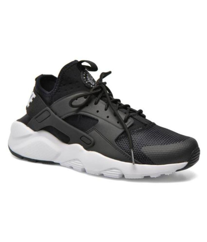b2032f20bd8 Nike Huarache black Running Shoes Black  Buy Online at Best Price on  Snapdeal