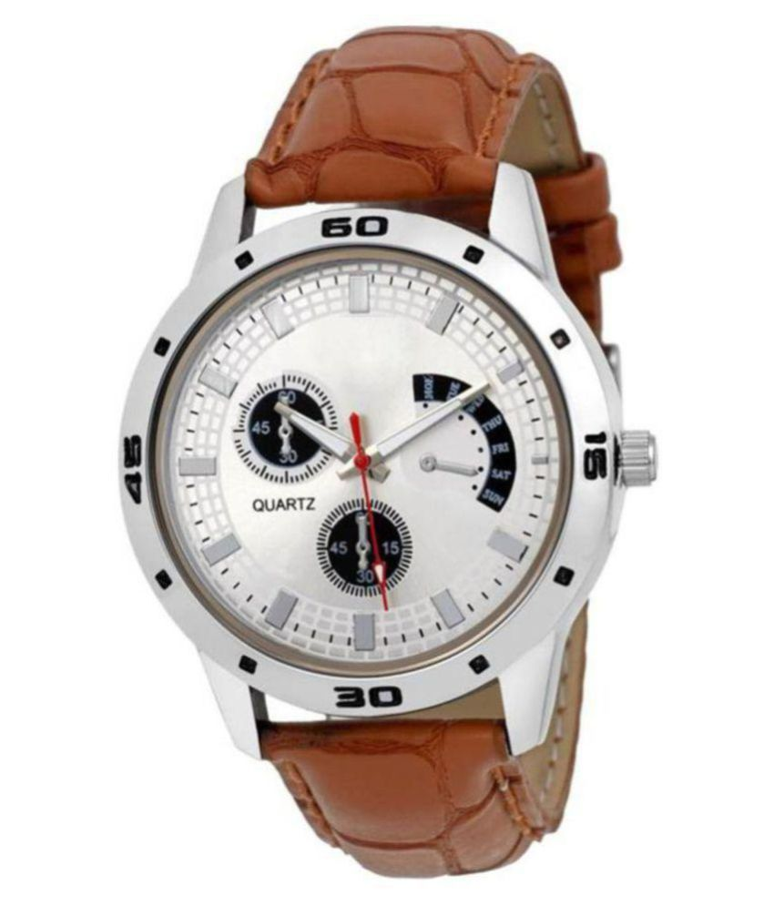 45b6d669c Shiv Fashion NM-001-0001 Leather Analog Men s Watch - Buy Shiv Fashion  NM-001-0001 Leather Analog Men s Watch Online at Best Prices in India on  Snapdeal