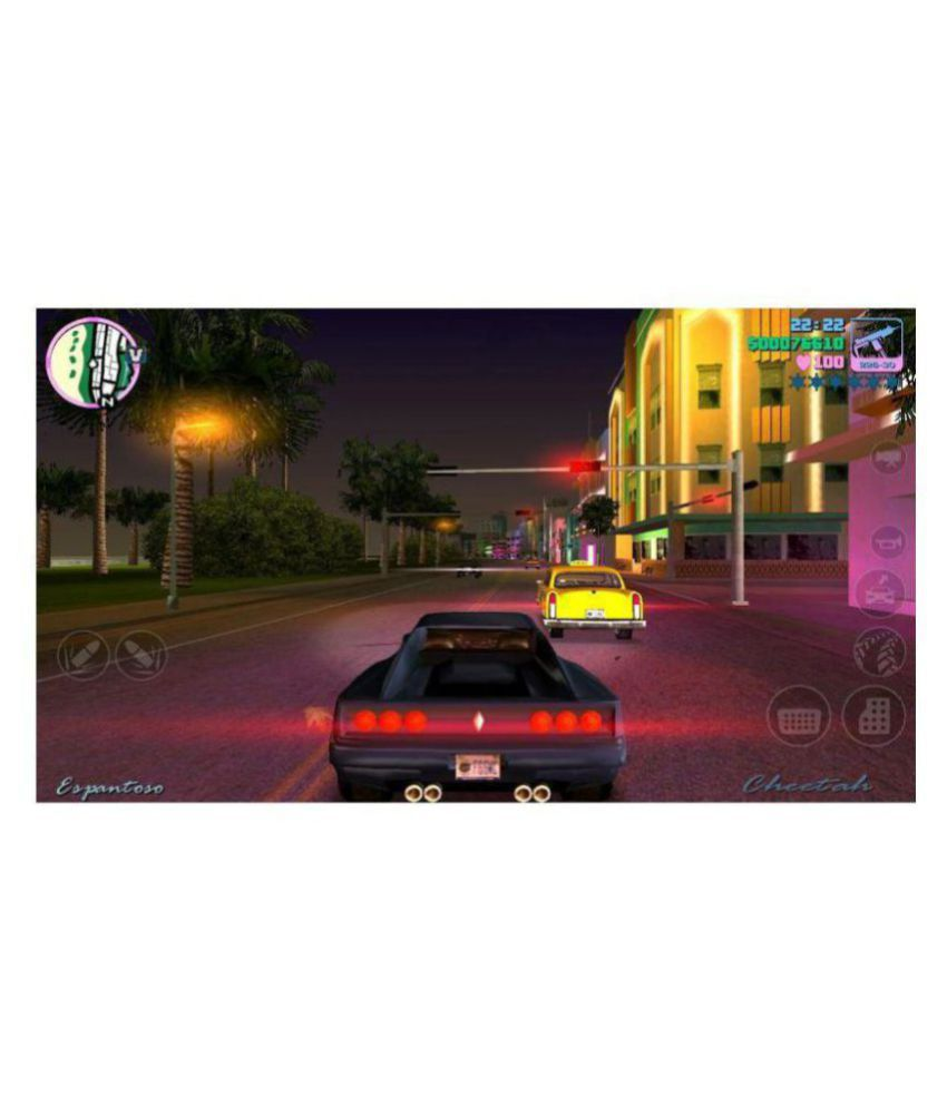 GRAND THEFT AUTO : VICE CITY ( PC ) ( PC Game )