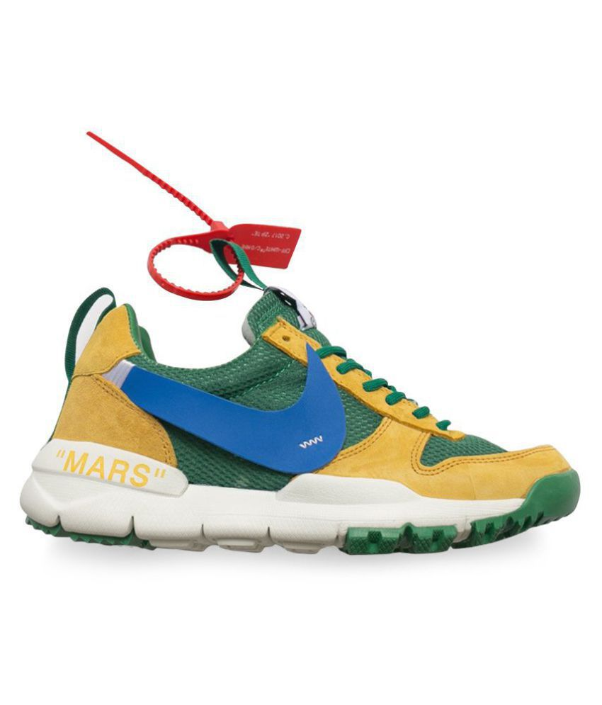 hot sale online e5d01 03771 Nike Yellow Running Shoes - Buy Nike Yellow Running Shoes Online at Best  Prices in India on Snapdeal