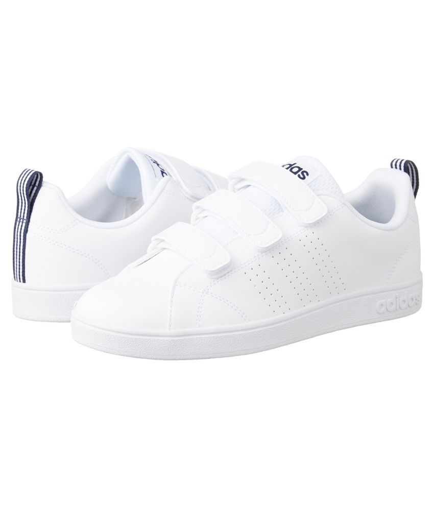 Adidas White Formal Shoes Price in India- Buy Adidas White Formal ...
