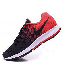 Quick View. Nike Air zoom 33 pegasus Pegasus 33 Black Red Black Running  Shoes 37ae8cba5