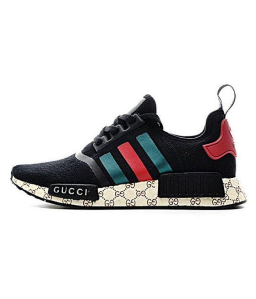new concept af120 23be7 Adidas NMD Gucci Limited Edition Running Shoes Multi Color Buy Online at  Best Price on Snapdeal