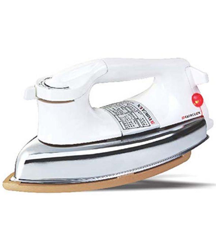 Eurolex EL1604H Dry Iron White