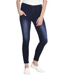 Stanvee Denim Jeans - Blue
