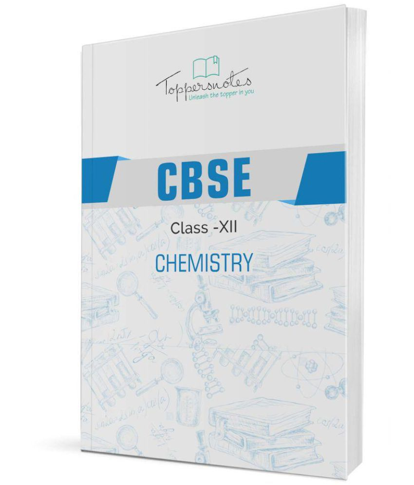 CBSE-XII Toppers Handwritten Notes- Chemistry