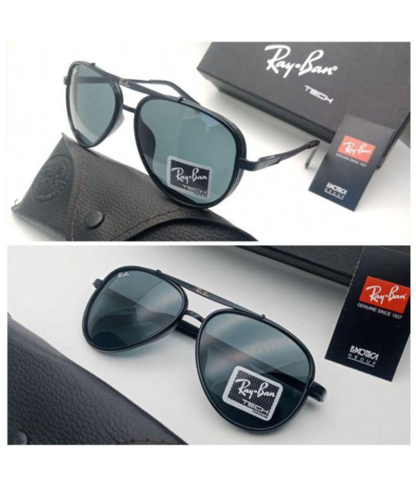 7a6dc407c Ray Ban Avaitor Black Aviator Sunglasses ( 4413 ) - Buy Ray Ban Avaitor Black  Aviator Sunglasses ( 4413 ) Online at Low Price - Snapdeal