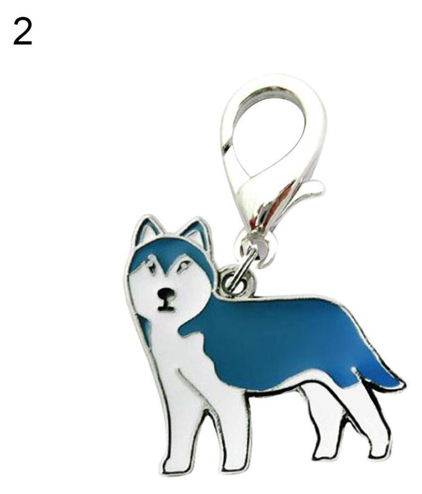 Pet Accessories Fashion Pet Collar Pendant Dog Key Chain Handbag Wallet Decor Hanging Keyring With Metal Cheap Sales Dog Accessories