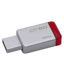 Kingston DT 50 32GB USB 3.1 Utility Pendrive