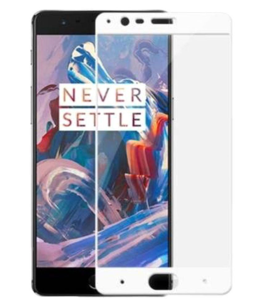 OnePlus 3 Tempered Glass Screen Guard By ELEF