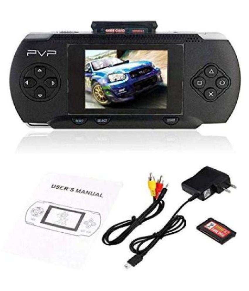 POWERNRI Digital PVP Play Station 3000 Games Light (BLACK) ( PSP ) (video game)
