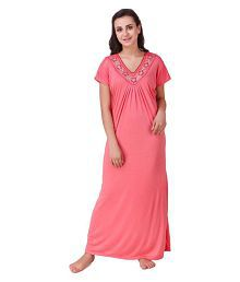 c44c6b37310 Quick View. keoti Hosiery Nighty   Night Gowns - Pink