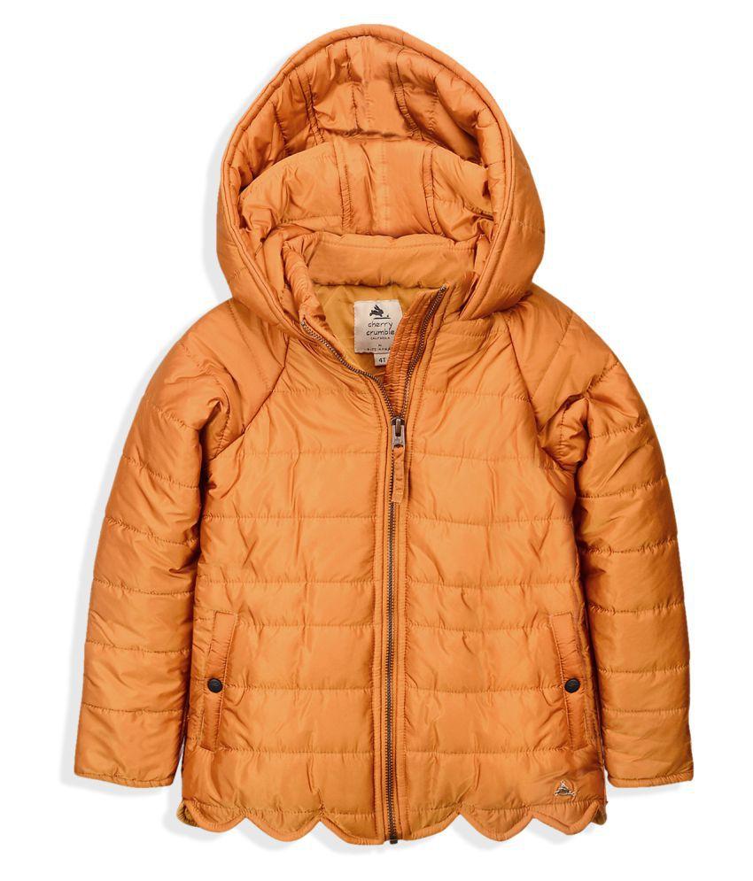 Cherry Crumble Zip Front Jacket