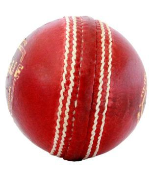 pack Of 1 SG League Cricket leather Ball