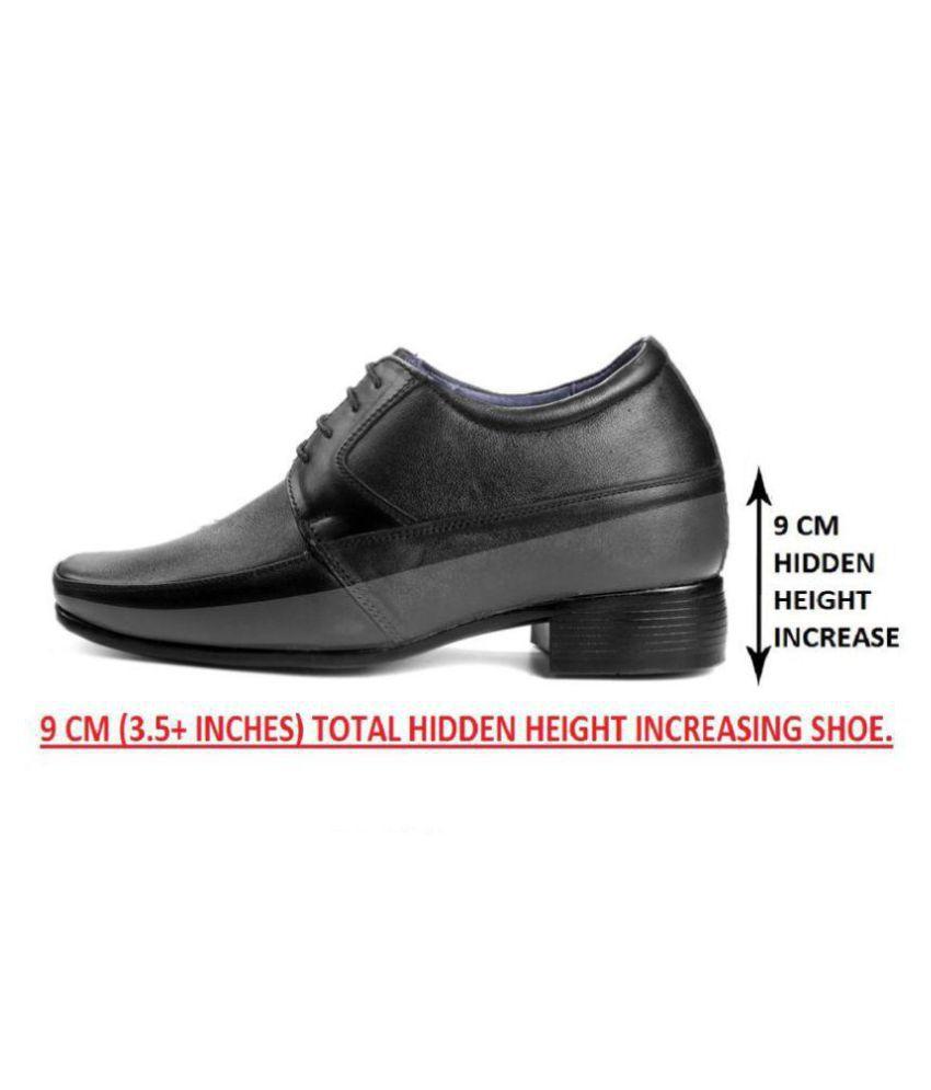 height increasing sko 5 inches