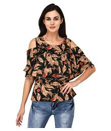 e3f26023ec70c Floral Tops  Buy Floral Tops Online at Best Prices in India - Snapdeal