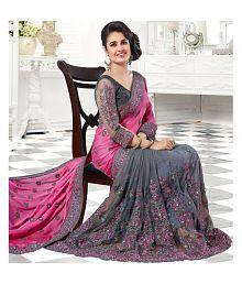 Georgette Saree  Buy Georgette Saree Online in India at low prices ... 94cd44c173b5