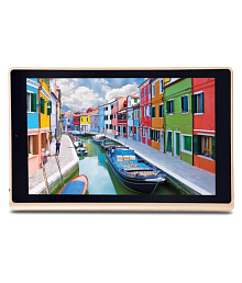 iBall Elan 4G2+ Brown ( 4G + Wifi , Voice calling )