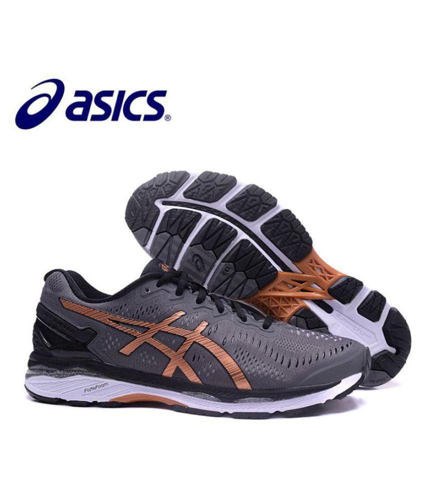 Asics Gray Running Shoes - Buy Asics