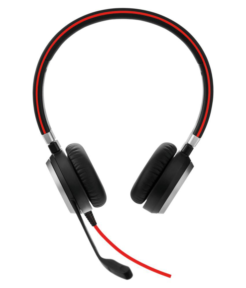 Jabra Evolve 40 UC Stereo ( Wired )
