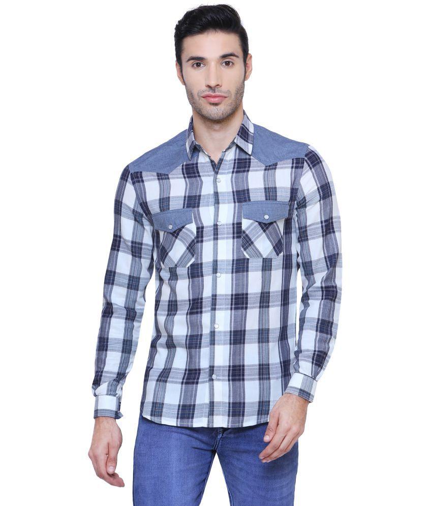Ranjo 100 Percent Cotton Shirt