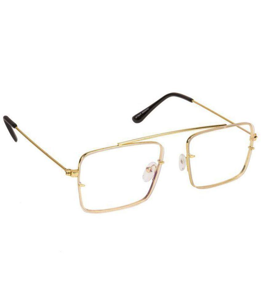 rjcollection Clear Wayfarer Sunglasses ( S-11 )