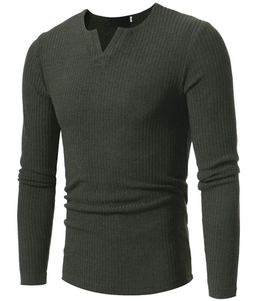 Epiphany green Full Sleeve T-Shirt Pack of 1