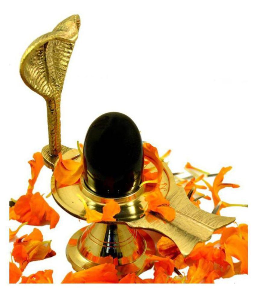 Black Shiva Ling / Shivling