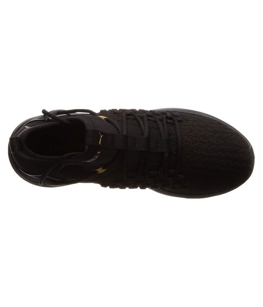 Puma Mantra FUSEFIT Desert Running Shoes Black  Buy Online at Best ... 234cecd94