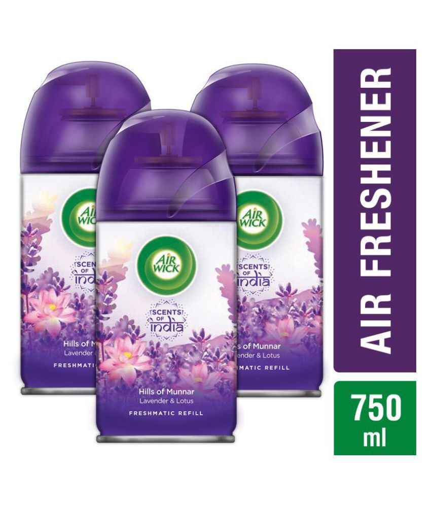 airwick hills of munnar room freshener spray 250 ml pack of 3 rh snapdeal com