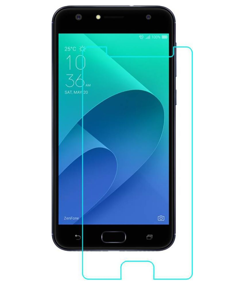 Asus Zenfone 4 Selfie Lite Diamond Screen Guard By Tempered Glasses 9H Hardness, Harder and Ever Stronger