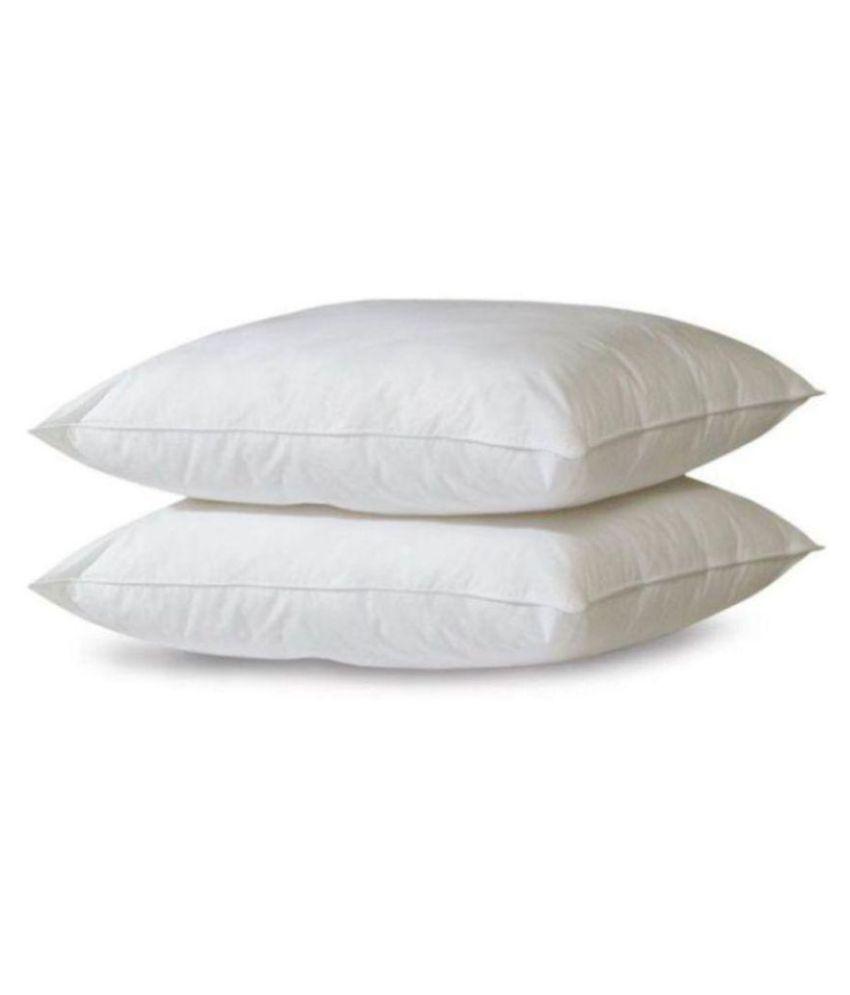 Geonature Set of 2 Fibre Pillow