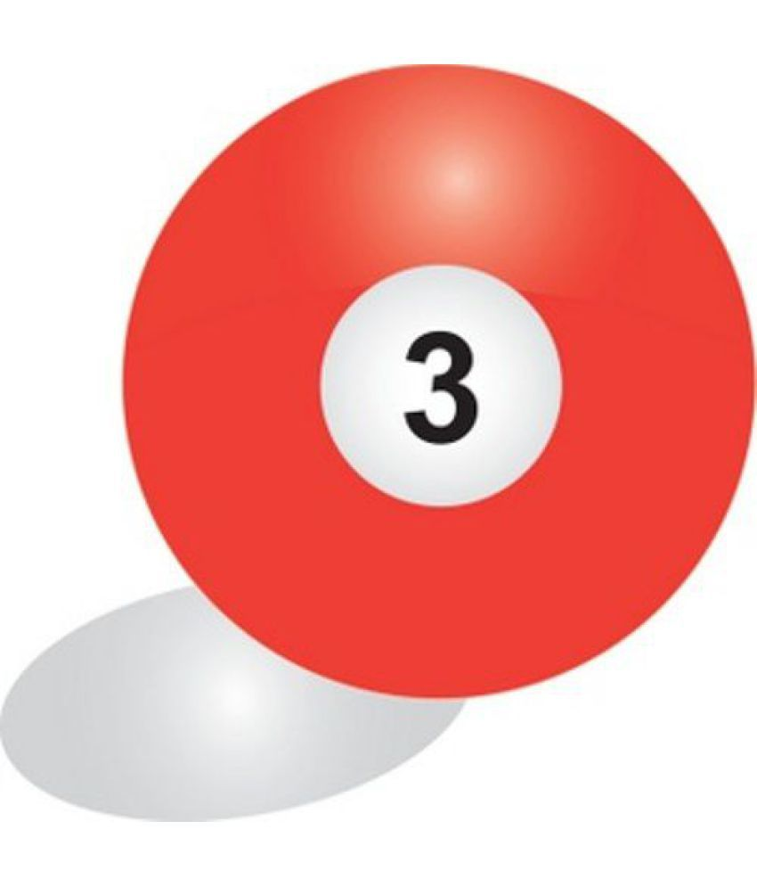 (1 PIECE ) Pool Balls 3