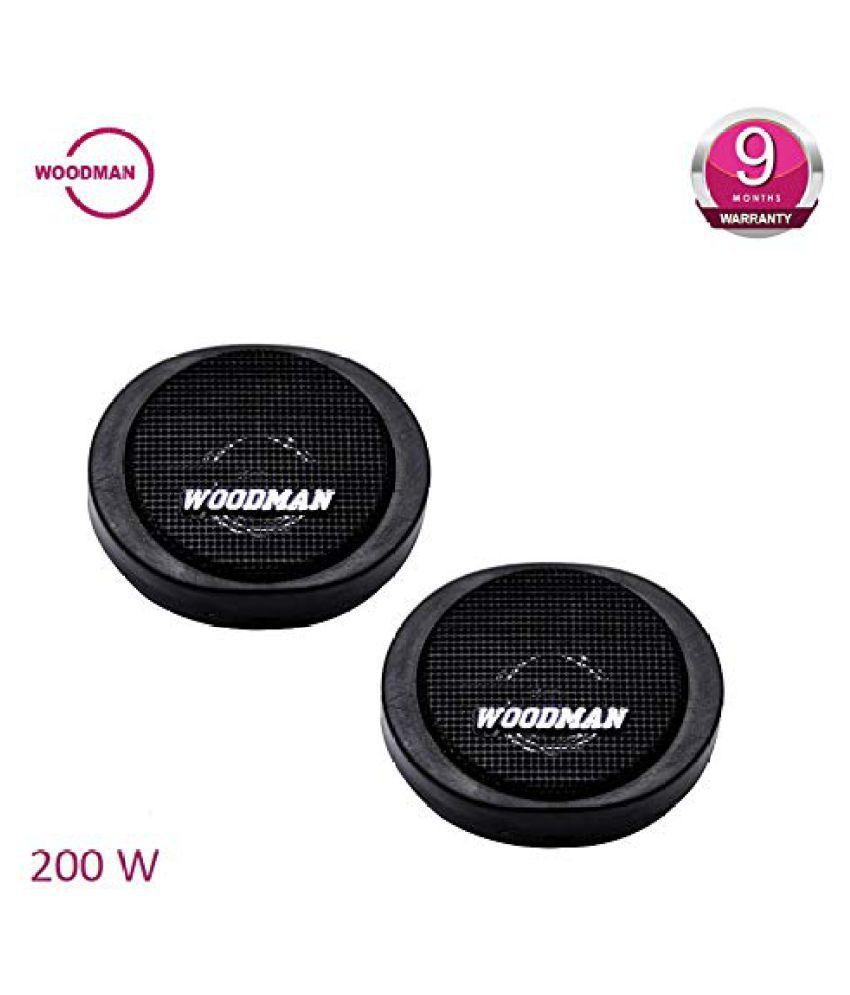 Woodman Dome Tweeter TS-20 (200W) Tweeters Car Speakers