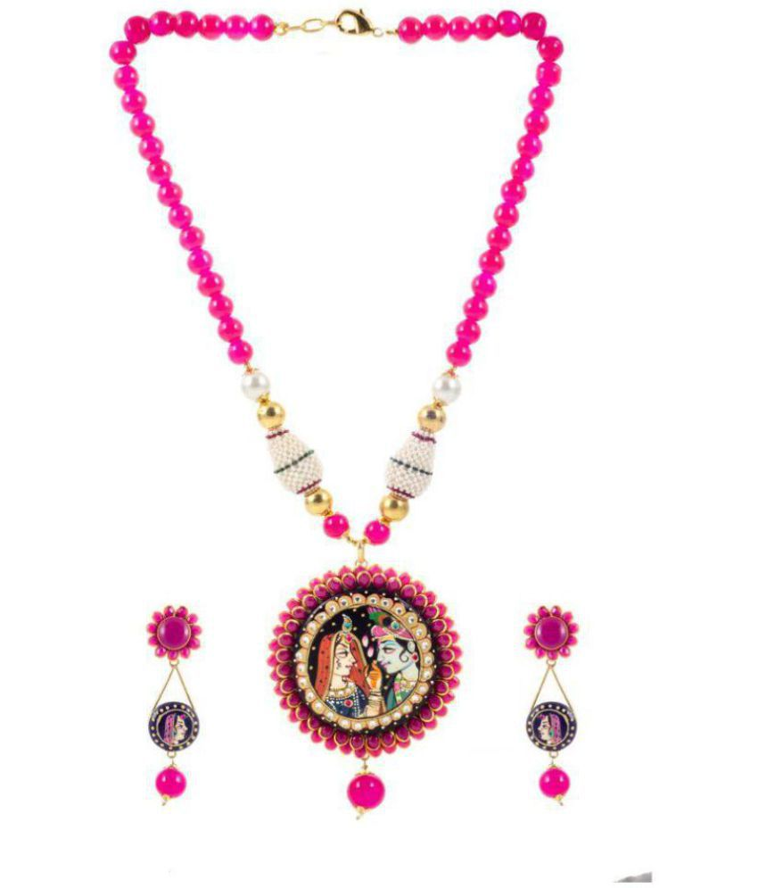 Panash fashion mart Necklaces Set