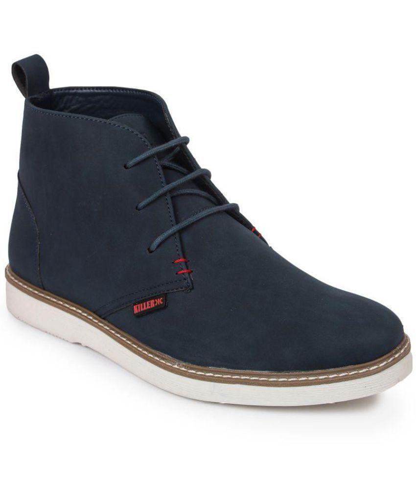 Killer Blue Casual Shoes