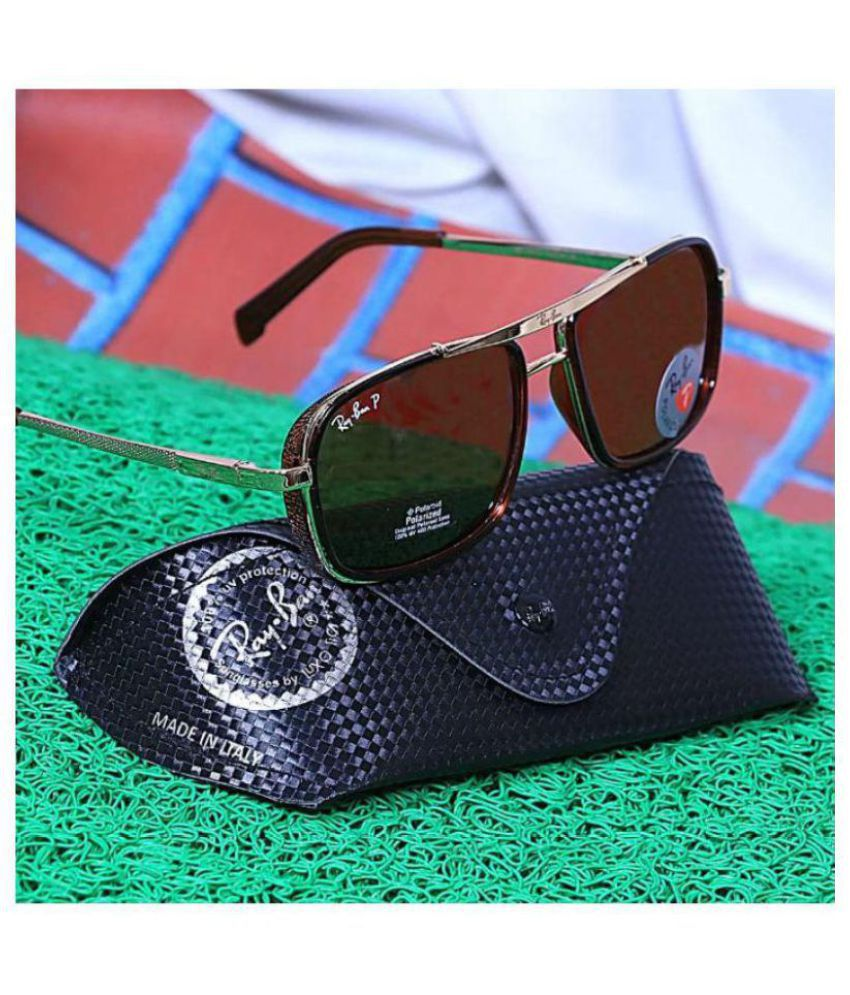 19e1331f54b Fashion Brown Wayfarer Sunglasses ( rayban wayfer 4414 ) - Buy ...